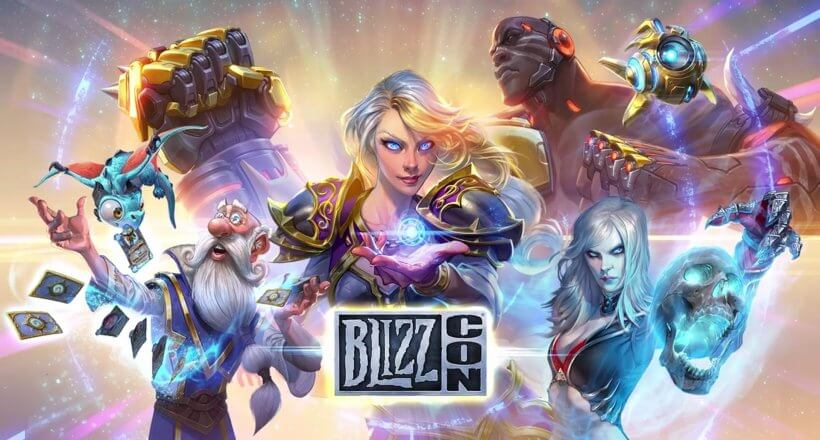 Jetzt Live: Opening Ceremony der BlizzCon 2017