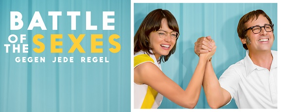 <em>Battle of the Sexes – Gegen jede Regel</em> ab 24.11.2017 im Kino