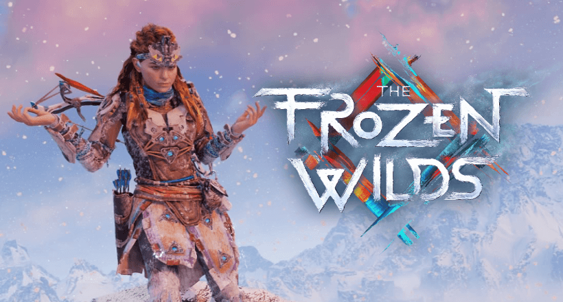 Max <em>MotS*</em>t: Der <em>Horizon Zero Dawn: The Frozen Wilds</em> Test