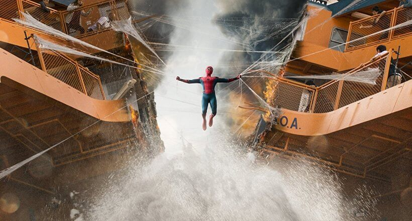 <em>Spider-Man: Homecoming</em> ab 23.11.2017 auf DVD und Blu-ray