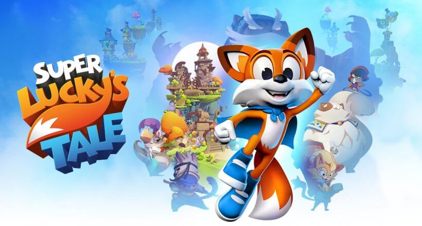 <em>Super Lucky's Tale</em> Video-Review: Kunterbunte Zauberwelten
