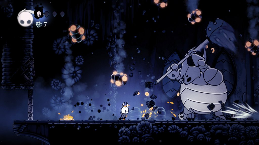 hollow knight first boss
