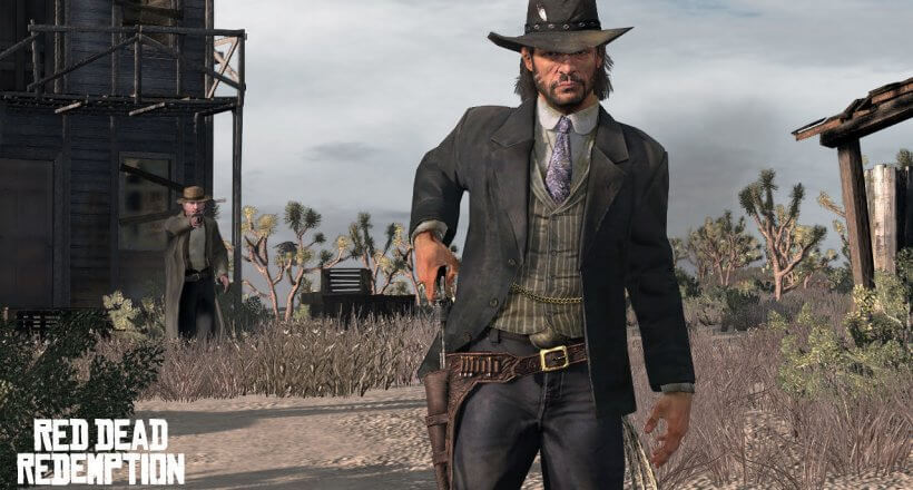 <em>Red Dead Redemption</em> (PS3) im Test #ThrowBackThursday