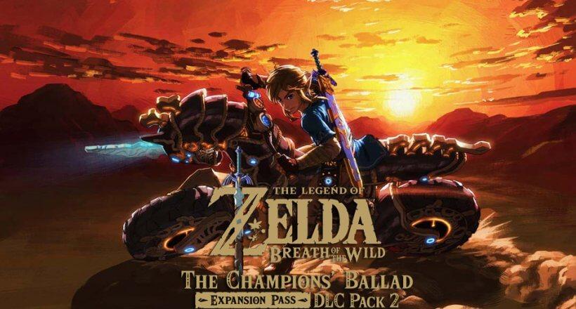 Zelda: Breath of the Wild - Die Ballade der Recken