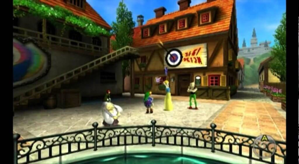 The Legend of Zelda: Ocarina of Time 3D (3DS) im Test