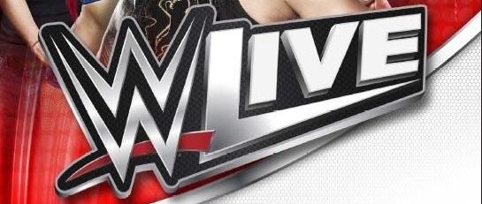 WWE Live 2018 Wien