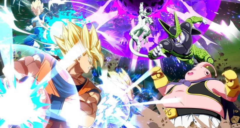Dragon Ball FighterZ Test
