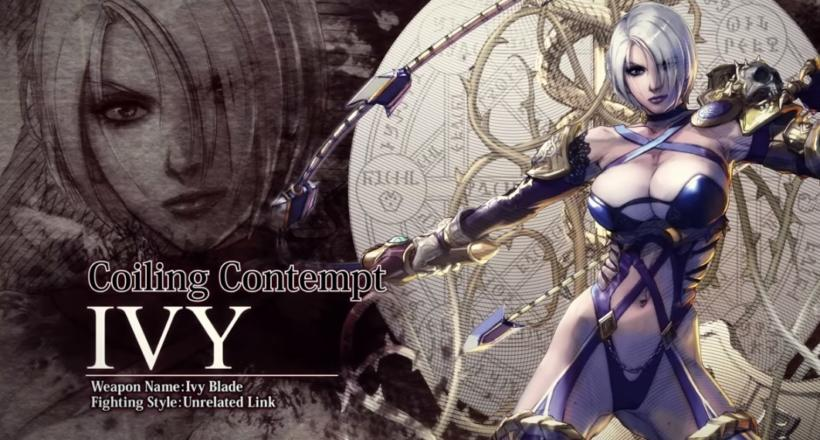 Soulcalibur 6 Ivy