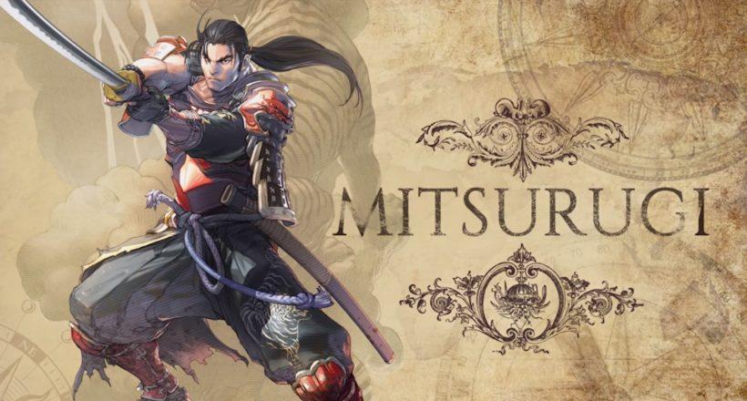 Soulcalibur 6 Mitsurugi