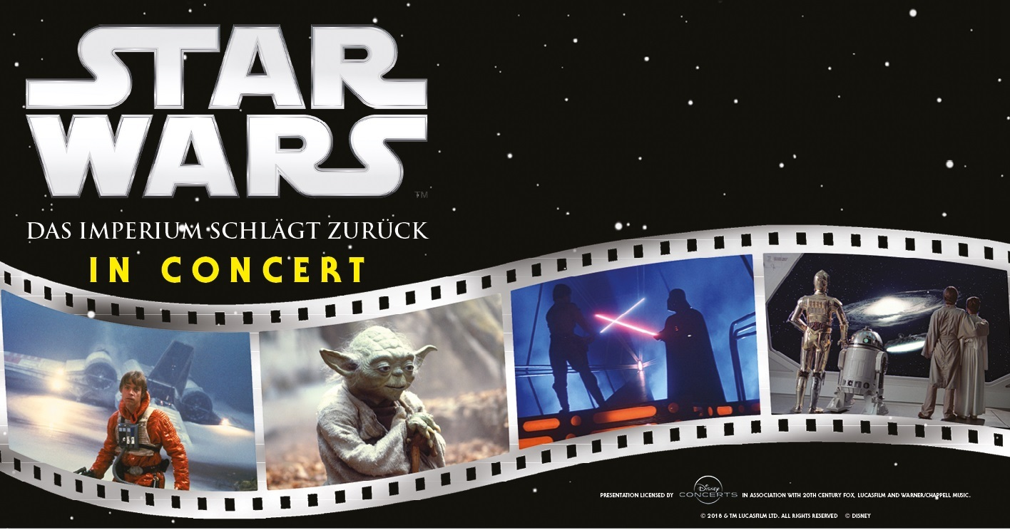 Star Wars 5 in Concert Wien Termin