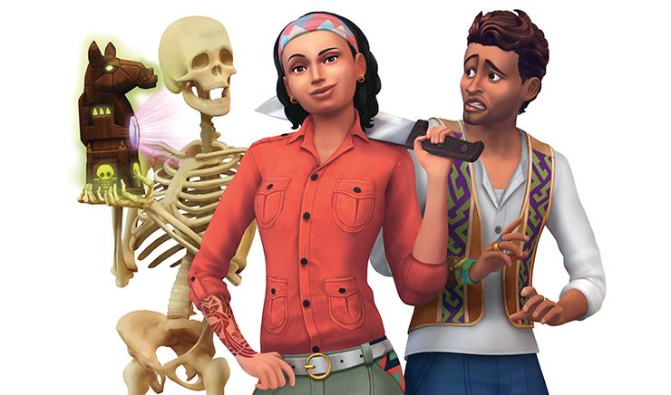 Sims 4 Dschungel Fieber