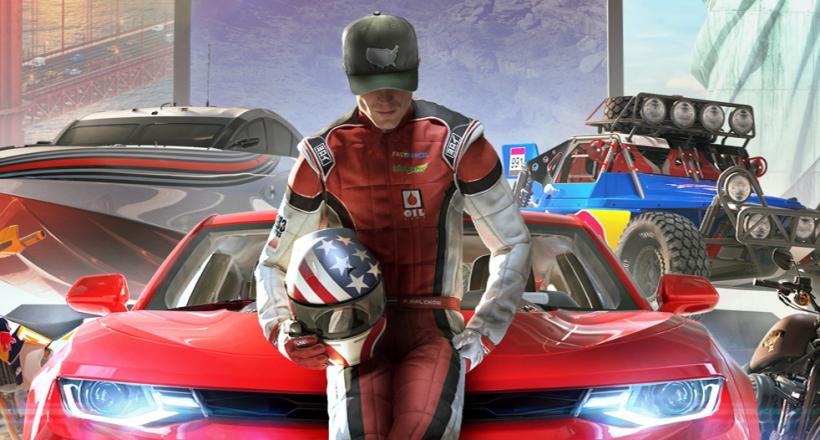 The Crew 2 Out Now