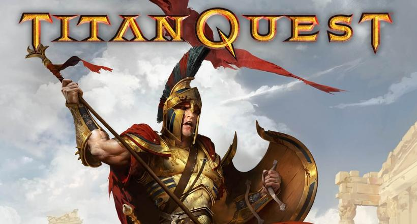 Titan Quest out now PS4 Xbox one