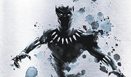 Black panther Blu-ray DVD Steelbook