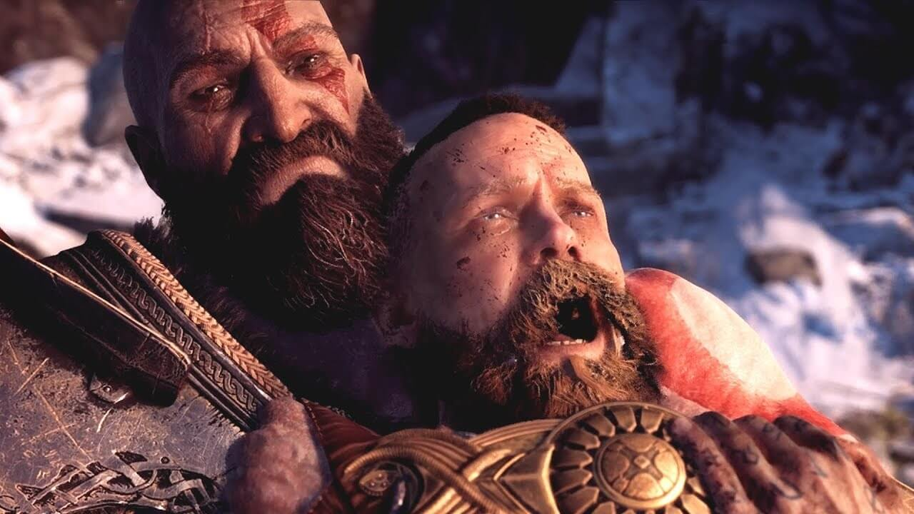 God Of War Der Fremde