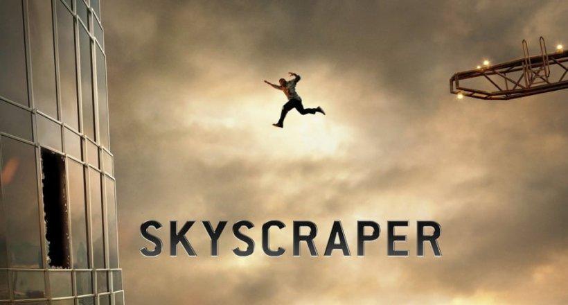Skycraper Kinostart Trailer