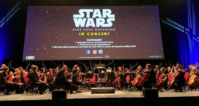 Star Wars in Concert Wien Kritik