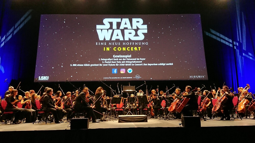 Star Wars in Concert Wien Kritik