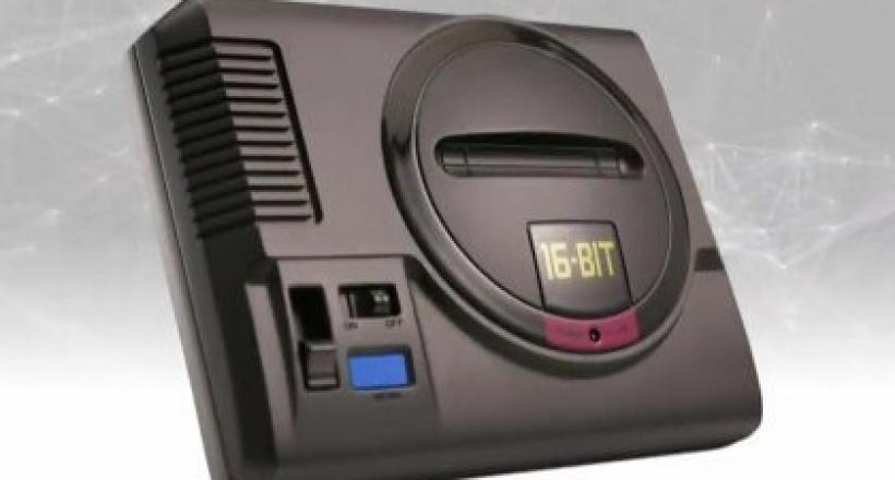 SEGA Mega Drive Mini Ankündigung