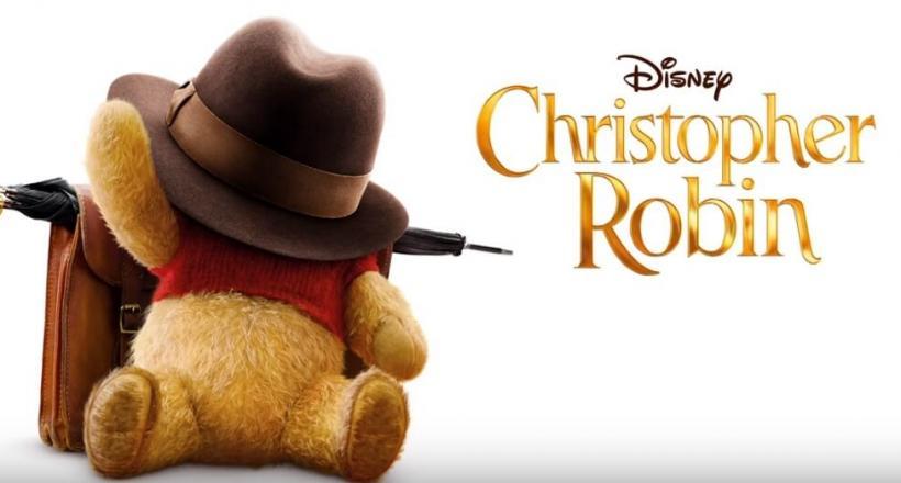 Disney Christopher Trailer