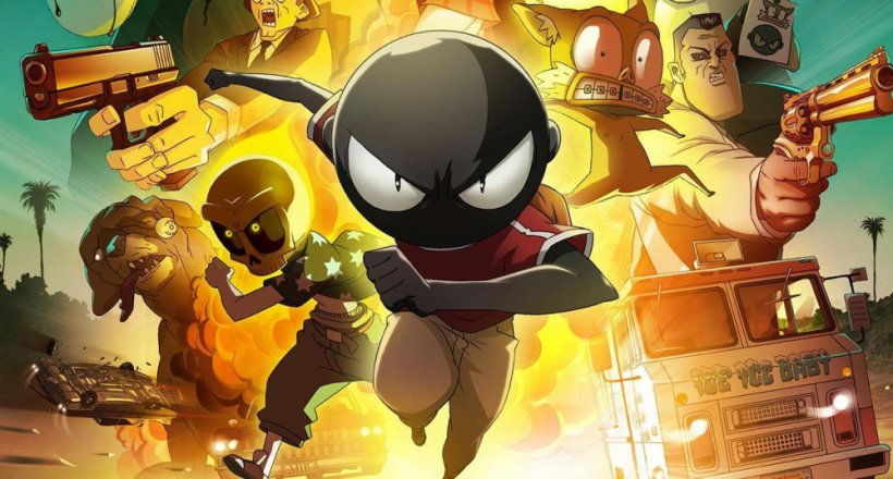 Mutafukaz DVD Blu-ray Collectors Edition Heimkino Home entertainment