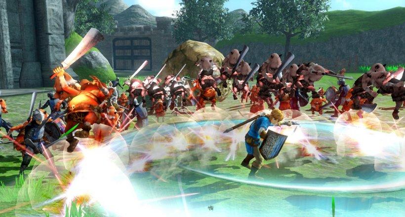 Hyrule Warriors Definitive Edition Nintendo Switch Im Test Riesenschlachten Beyond Pixels
