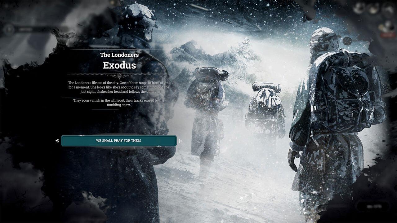 Frostpunk Londoner