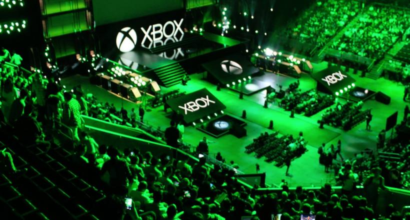 E3 2019 Xbox Scarlett Reveal Xbox Two