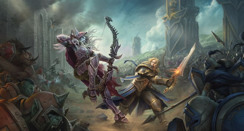 WoW: Battle for Azeroth Pre Patch 8.0