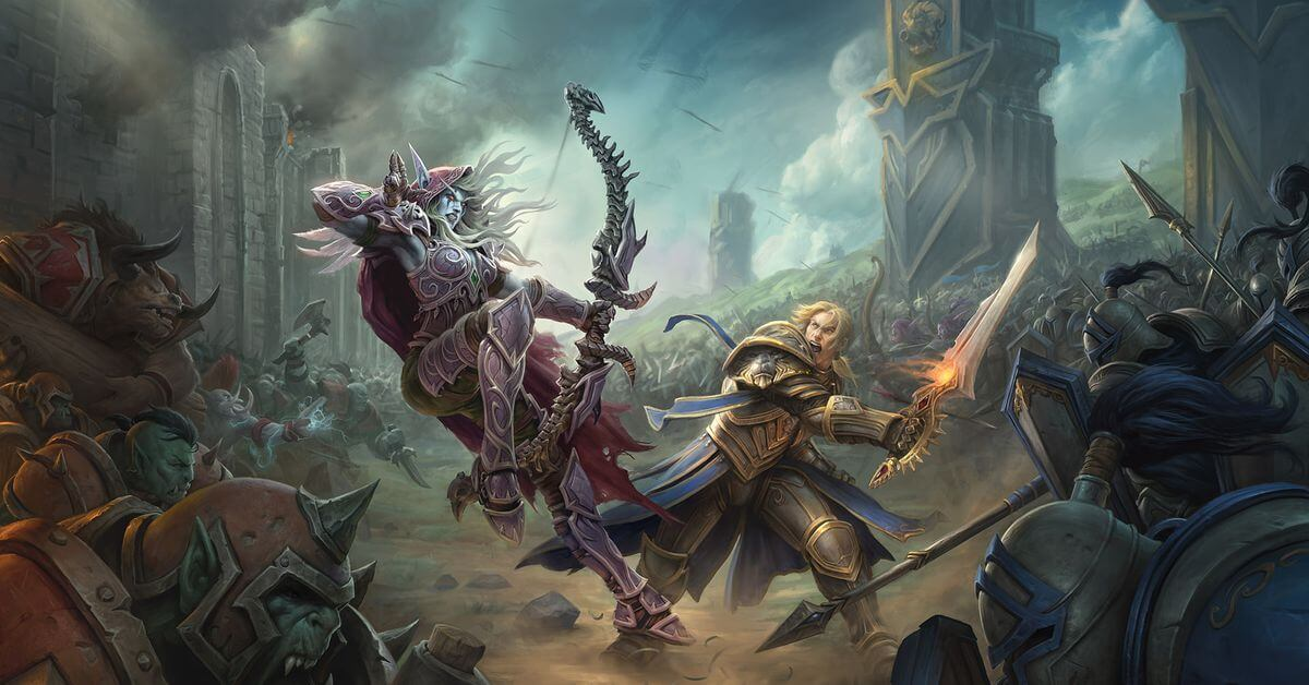 Wow Battle For Azeroth Pc Im Test Beyond Pixels
