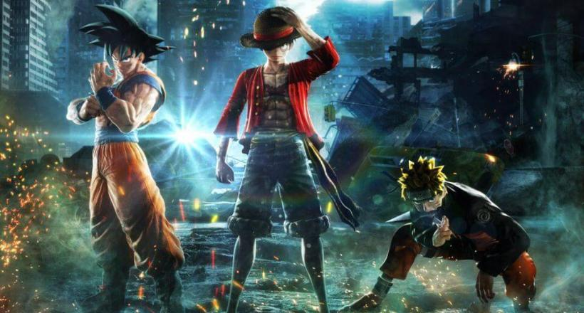 Jump Force Launch Trailer