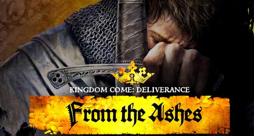 Kingdom Come Deliverance From the Ashes Story DLC