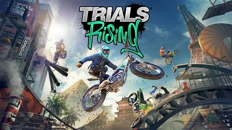 gamescom 2018 Trials Rising Release Date Termin Datum