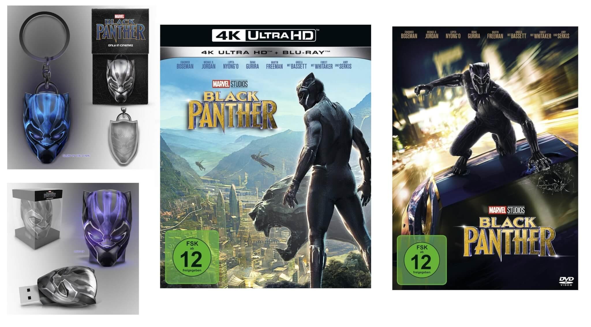 Gewinnspiel Wir Verlosen Black Panther Und Goodies Beyond Pixels