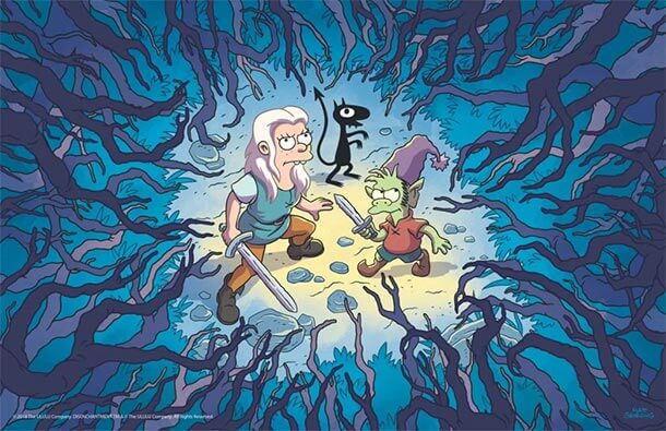 Disenchantment Staffel 1