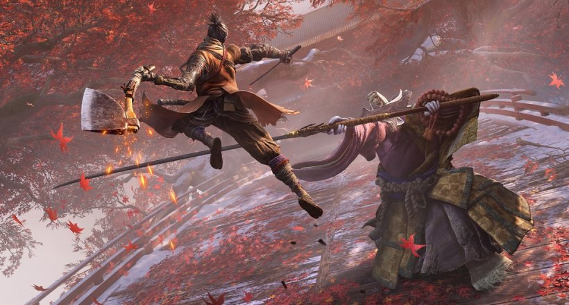 gamescom 2018 Sekiro Shadows Die Twice spielbar