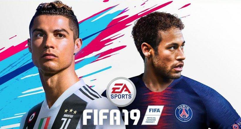 PES2019 oder FIFA19
