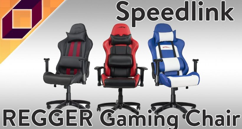 Speedlink Regger Gaming Chair Video-Review