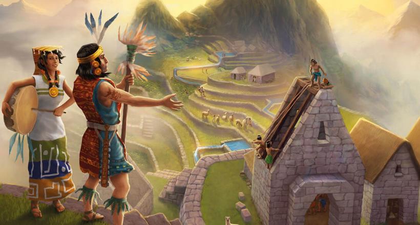 Catan - Der Aufstieg der Inka Gewinnspiel gratis gewinnen