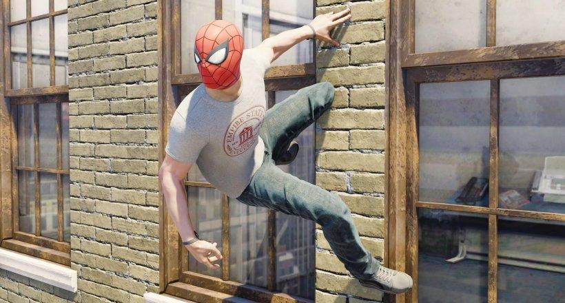 Marvel's Spider-Man ESU Anzug