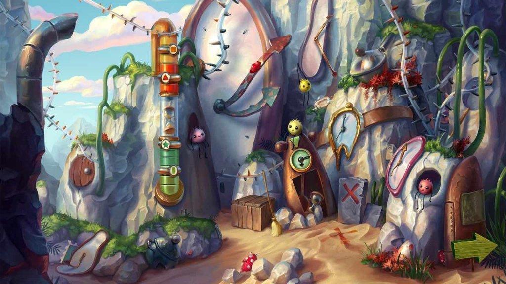 Wimmelbild Spiele Ps4
