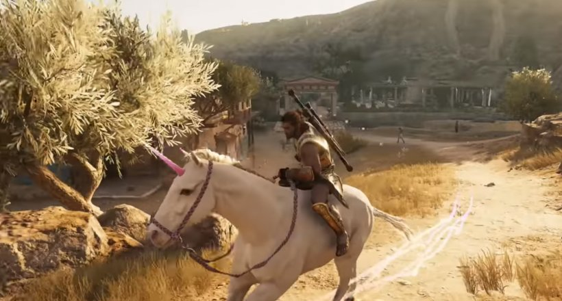 Assassin's Creed Odyssey Easter Eggs Video