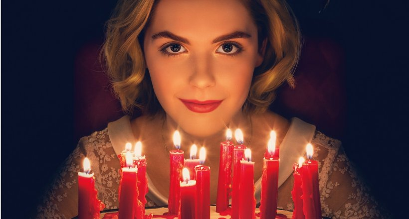 Chillig Adventures of Sabrina Netflix Start Trailer