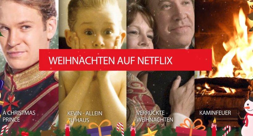 Das sind die Netflix Weihnachtsfilme 2018 - Beyond Pixels