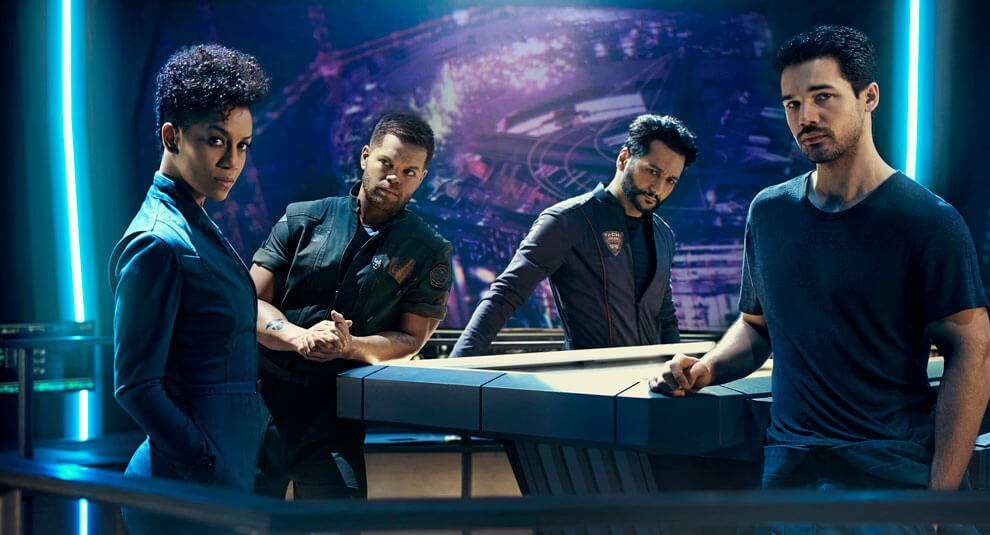 The Expanse Staffel 2 DVD Blu-ray