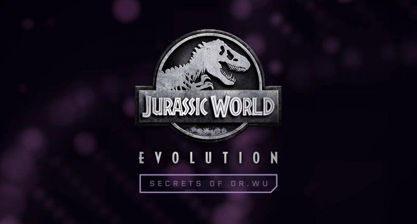 Jurassic World Evolution DLC Dr. Wus Geheimnisse