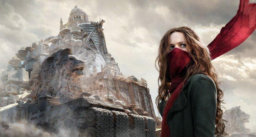 Mortal Engines: Krieg der Städte DVD Blu-ray Start