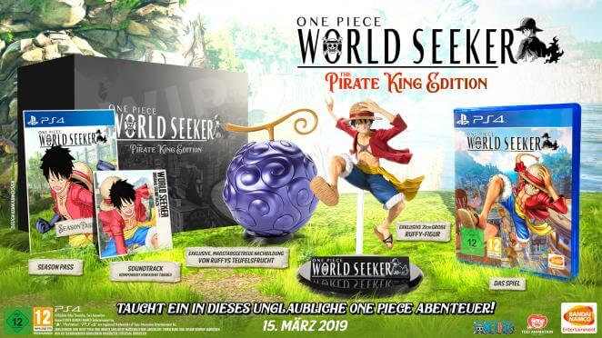 One Piece World Seeker Collector's Edition Release