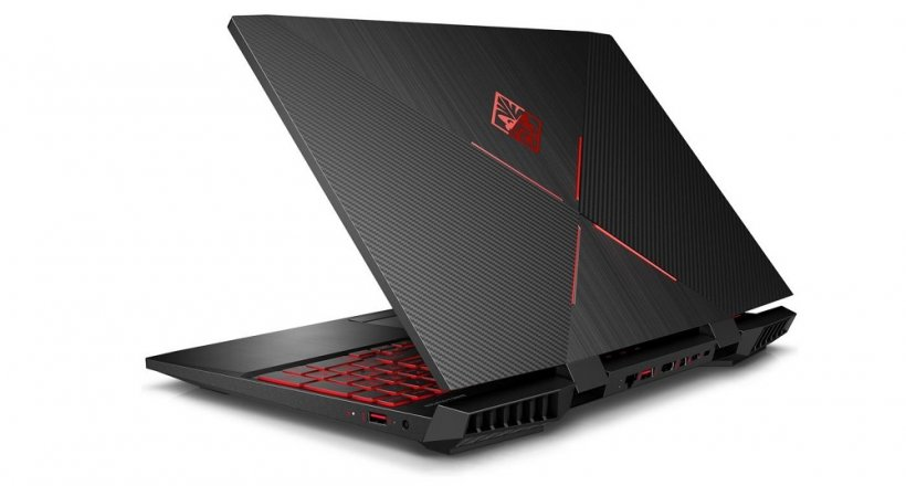 HP Omen 15 dc0800ng Hands-on