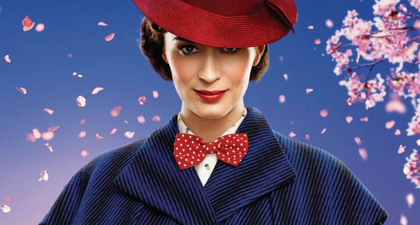 Mary Poppins' Rückkehr DVD BLu-ray Start